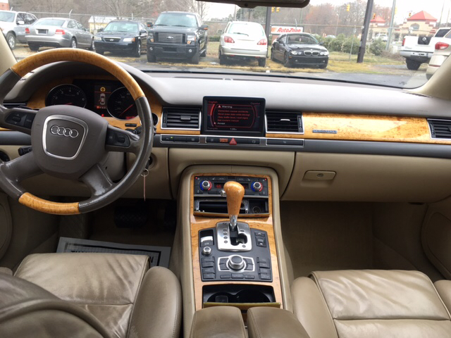 Audi A L Quattro AWD Dr Sedan In Monroe NC EMH Imports LLC - 2006 audi a8