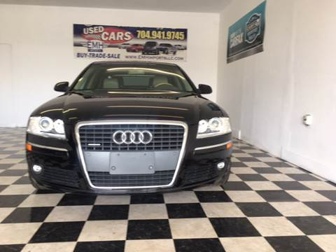 2006 Audi A8 L for sale at EMH Imports LLC in Monroe NC