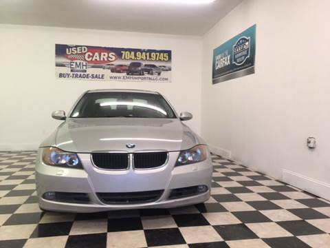 2007 BMW 3 Series for sale at EMH Imports LLC in Monroe NC