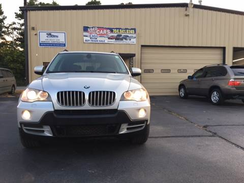 2009 BMW X5 for sale at EMH Imports LLC in Monroe NC