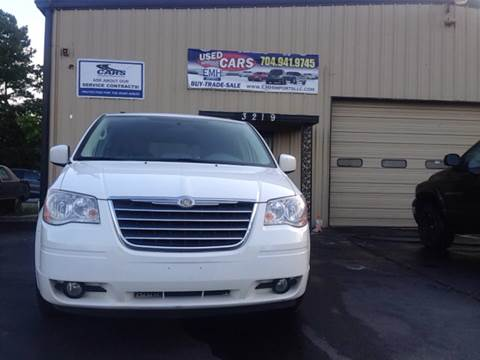 2010 Chrysler Town and Country for sale at EMH Imports LLC in Monroe NC
