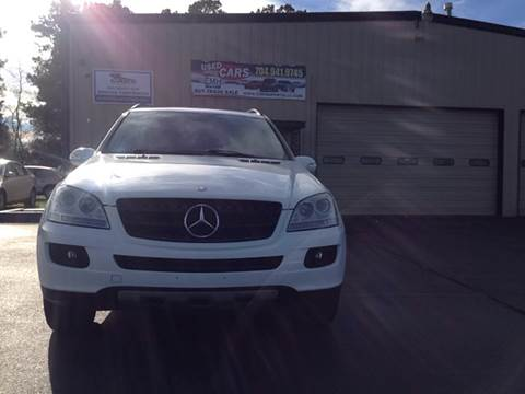 2006 Mercedes-Benz M-Class for sale at EMH Imports LLC in Monroe NC
