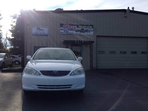 2004 Toyota Camry for sale at EMH Imports LLC in Monroe NC