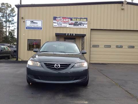 2004 Mazda MAZDA6 for sale at EMH Imports LLC in Monroe NC