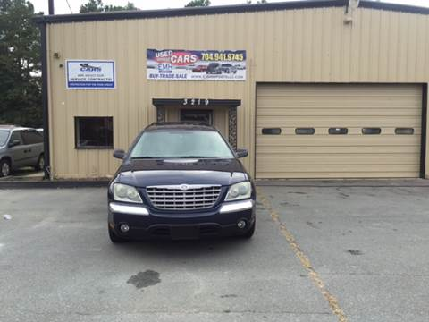 2004 Chrysler Pacifica for sale at EMH Imports LLC in Monroe NC