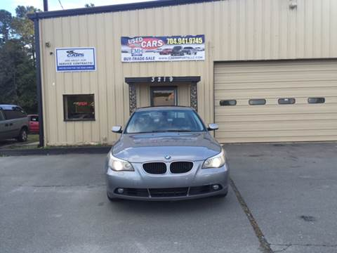 2005 BMW 5 Series for sale at EMH Imports LLC in Monroe NC