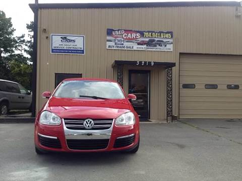 2010 Volkswagen Jetta for sale at EMH Imports LLC in Monroe NC