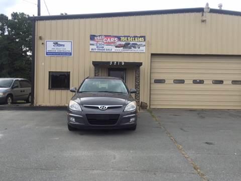 2009 Hyundai Elantra for sale at EMH Imports LLC in Monroe NC
