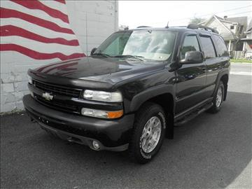 2005 Chevrolet Tahoe for sale in Lewistown, PA