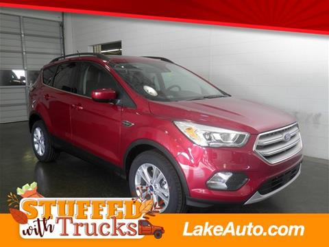 2018 Ford Escape for sale in Lewistown, PA