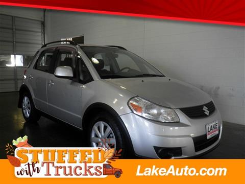 2011 Suzuki SX4 Crossover for sale in Lewistown, PA