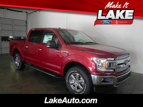 2018 Ford F-150 for sale in Lewistown, PA