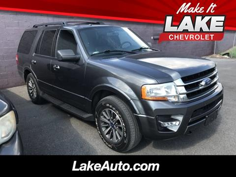 2015 Ford Expedition For Sale At The Lake Dealerships In Lewistown PA
