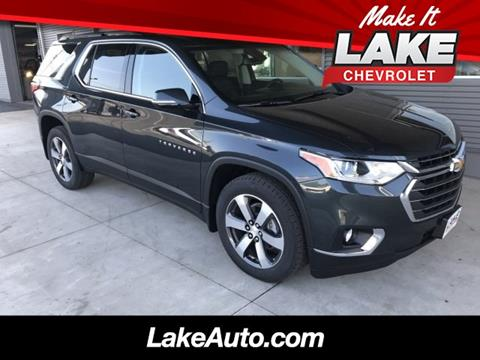 2019 Chevrolet Traverse For Sale At The Lake Dealerships In Lewistown PA