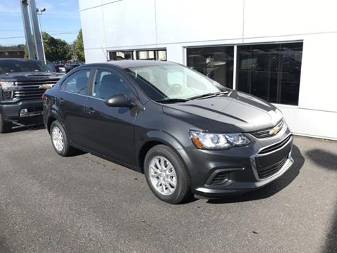 2019 Chevrolet Sonic for sale in Lewistown, PA