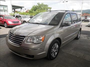 2008 Chrysler Town and Country for sale in Lewistown, PA