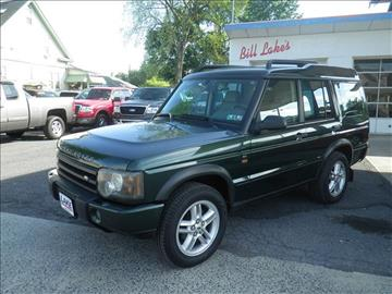 2004 Land Rover Discovery for sale in Lewistown, PA