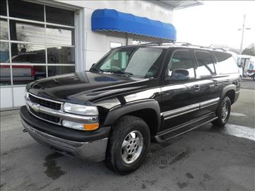 2002 Chevrolet Suburban for sale in Lewistown, PA
