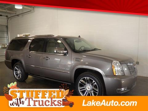 2012 Cadillac Escalade ESV for sale in Lewistown, PA