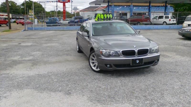 2006 BMW 7 Series 750Li 4dr Sedan - Memphis TN