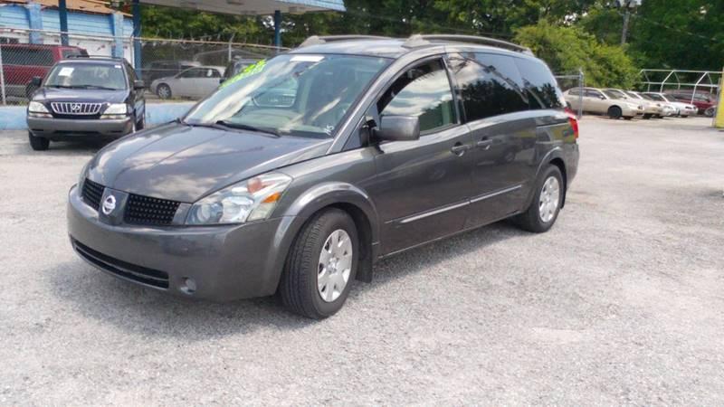 2005 Nissan Quest 3.5 S 4dr Mini-Van - Memphis TN