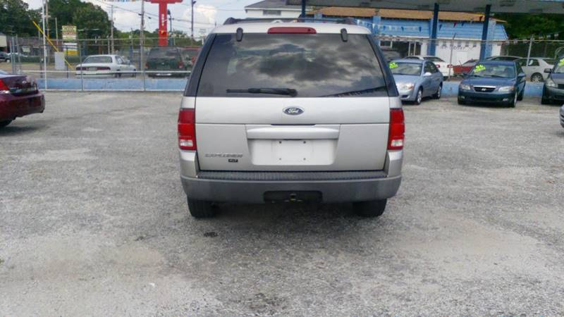 2003 Ford Explorer 4dr XLT 4WD SUV - Memphis TN
