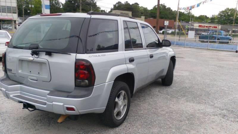 2007 Chevrolet TrailBlazer LS 4dr SUV - Memphis TN