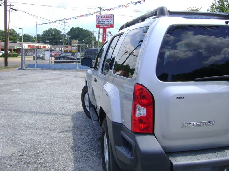 2005 Nissan Xterra S 4WD 4dr SUV In Memphis TN - Car Connection