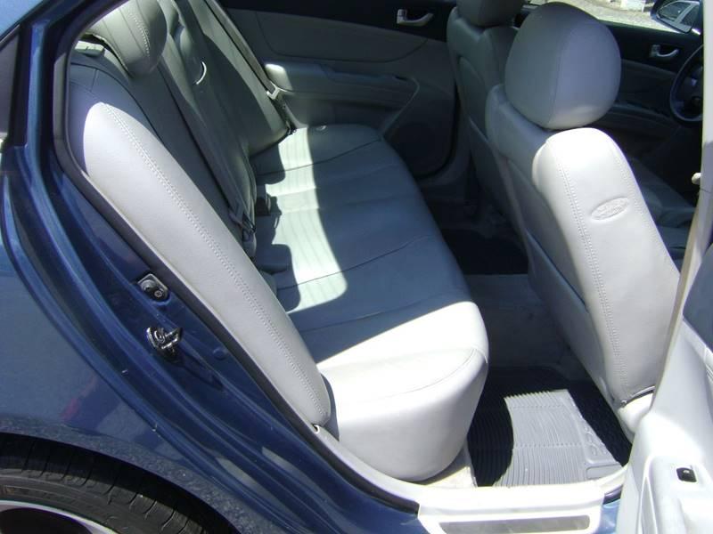 2006 Hyundai Sonata LX 4dr Sedan - Memphis TN