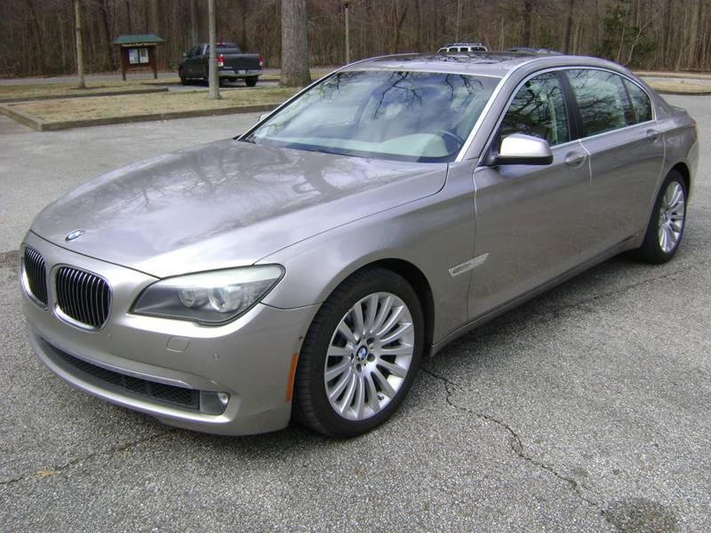 BMW Series Li RWD For Sale In Memphis TN CarGurus - 2009 bmw 760li for sale
