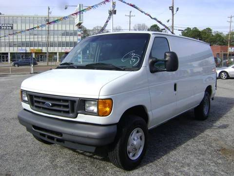 2007 Ford E-Series Cargo for sale at Car Connection in Memphis TN