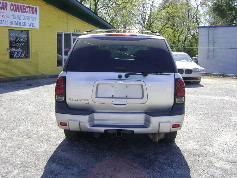 2006 Chevrolet Trailblazer LS 4dr SUV w/1SB In Memphis TN - Car ...