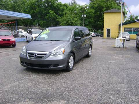 2007 Honda Odyssey $5,899