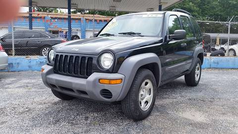 2004 Jeep Liberty for sale in Memphis, TN