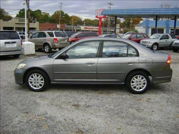 2005 Honda Civic for sale at Car Connection in Memphis TN
