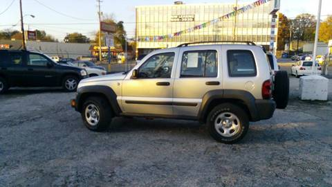 2006 Jeep Liberty for sale at Car Connection in Memphis TN