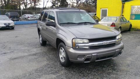 2006 Chevrolet TrailBlazer for sale in Memphis, TN