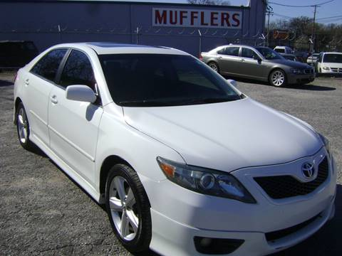 2010 Toyota Camry for sale at Car Connection in Memphis TN