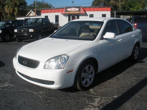 2008 Kia Optima for sale in Tampa, FL