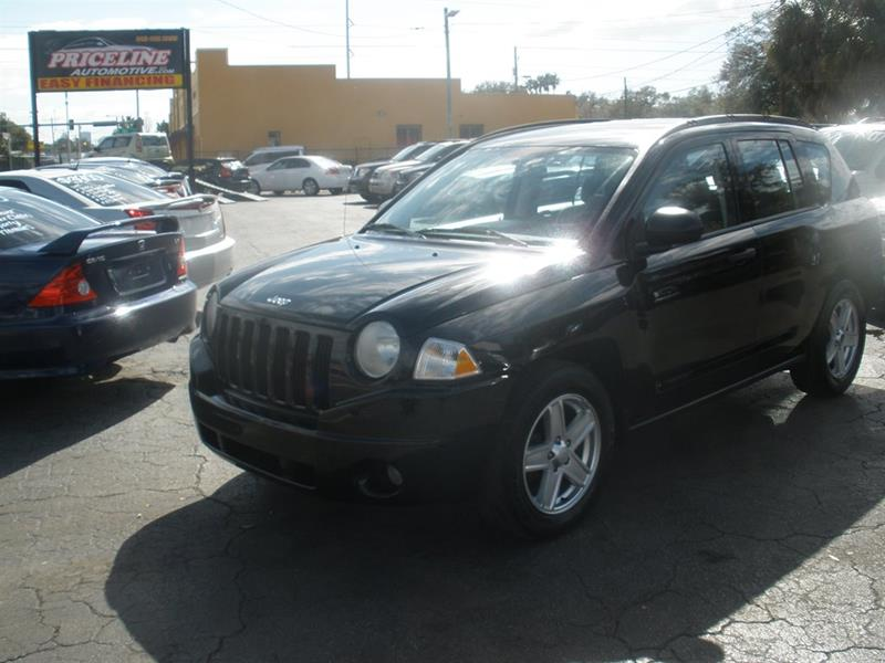 2007 Jeep Compass Sport 4X4 Used Cars In Tampa, FL 33603