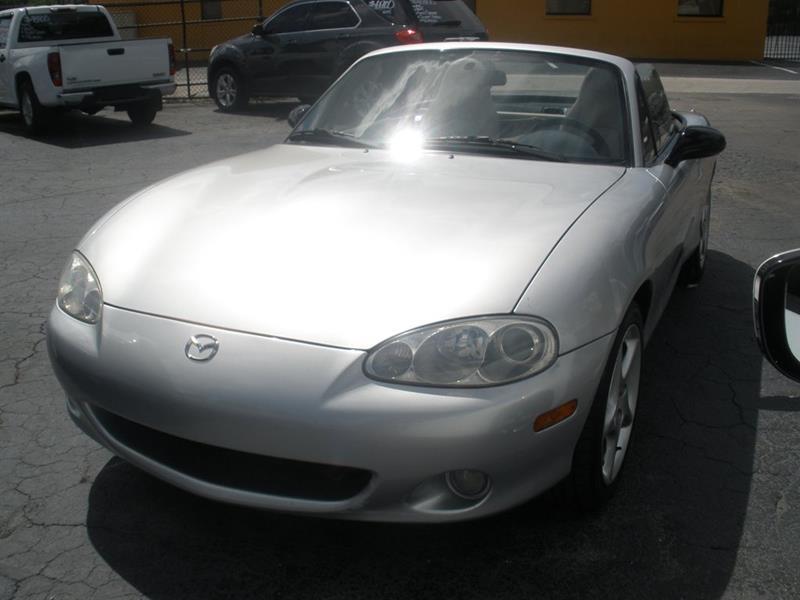 2003 Mazda MX-5 Miata