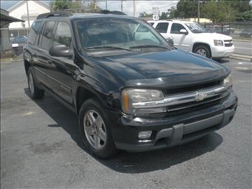 2003 Chevrolet TrailBlazer for sale in Tampa, FL