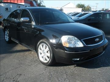 2006 Ford Five Hundred for sale in Tampa, FL