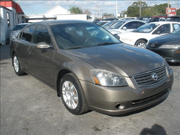 2005 Nissan Altima for sale in Tampa, FL
