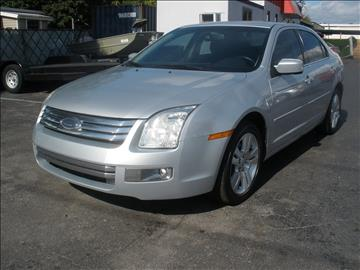 2006 Ford Fusion for sale in Tampa, FL