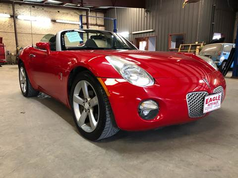 2006 Pontiac Solstice for sale in Corsicana, TX