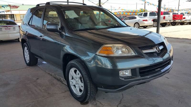 Acura Mdx Touring WRES AWD Dr SUV WEntertainment System In - 2004 acura mdx transmission