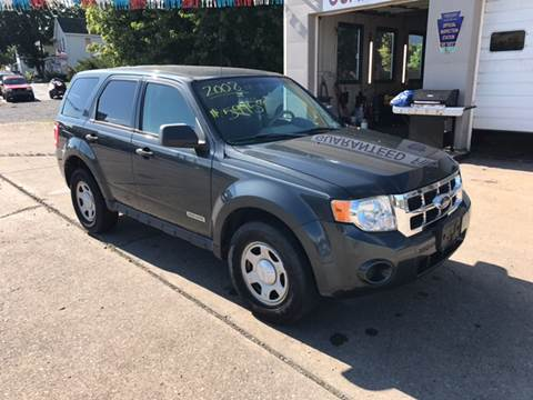 2008 Ford Escape for sale at Hollidaysburg Auto Plaza in Hollidaysburg PA