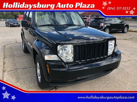 2012 Jeep Liberty for sale in Hollidaysburg, PA