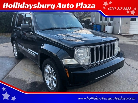 2008 Jeep Liberty for sale in Hollidaysburg, PA